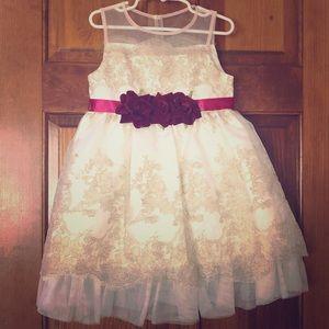 Girls, size 6X dress